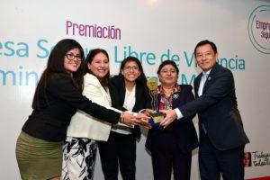 Socialización de buenas prácticas en prevención de la violencia en la empresa
