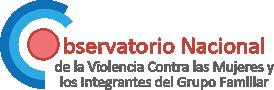 Observatorio Nacional de la Violencia contra las Mujeres y los Integrantes del Grupo Familiar