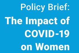 onu naciones unidas el impacto del Covid 19 en las mujeres