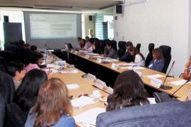 Grupo de Trabajo Nacional presenta planes operativos bianuales