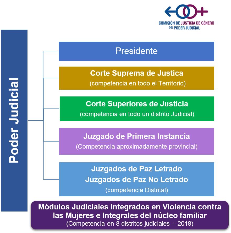 Estadísticas Del Poder Judicial Observatorio Nacional De