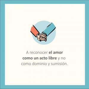 el amor como un acto libre