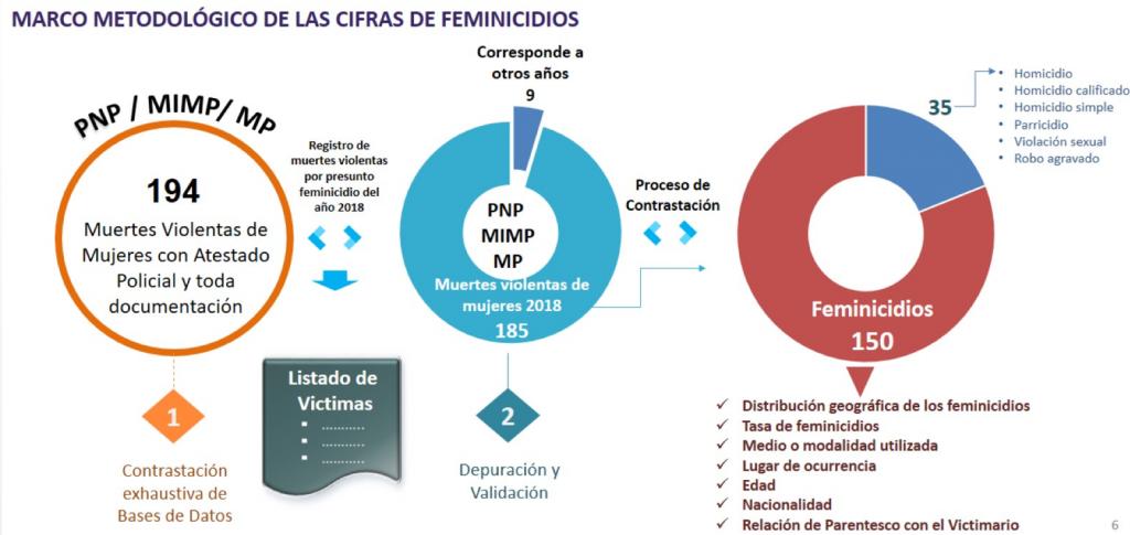 metodologia registro unico de feminicidio