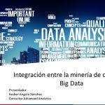INFORMESE Integración entre la minería de datos y el Big Data