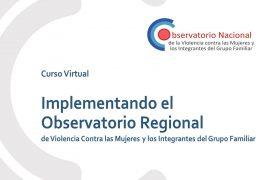 aula virtual implementado el observatorio del gobierno regional