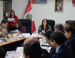 Comisión Multisectorial de Alto Nivel evalúa cumplimiento de metas 2019