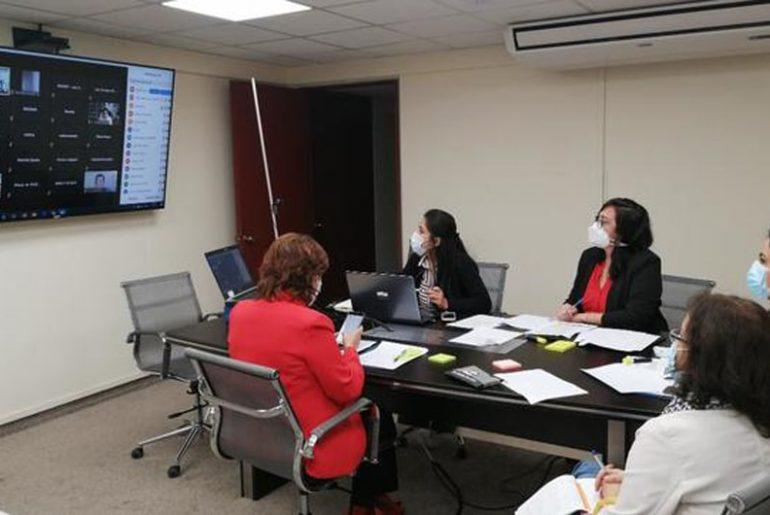 Comisión Multisectorial de Alto Nivel reforzará respuesta de los servicios de justicia para proteger a la víctimas de violencia