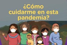 ¿Cómo cuidarme en esta pandemia - Orientaciones para garantizar la salud sexual y reproductiva de las mujeres en el contexto de COVID–19