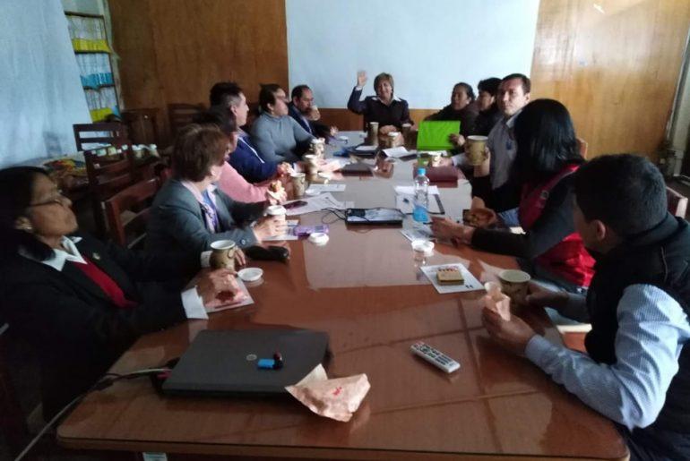Gobierno Regional de Amazonas crea Observatorio contra la violencia a las mujeres y los integrantes del grupo familiar