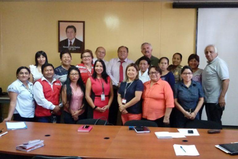 Instancia Regional de Concertación de Ica se pronuncia sobre violencia a las mujeres a través de las redes sociales