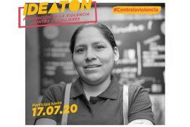 Primera Ideatón en el Perú Prevención de la violencia contra las mujeres