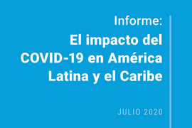 El impacto del COVID -19 en las mujeres