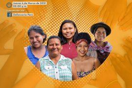 """Webinar """"Igualdad de Género y Desarrollo Sostenible en el contexto de la Covid-19"""""""