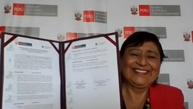 MIMP y JNJ fortalecen sistema de justicia para garantizar los derechos de las víctimas de violencia sin estereotipos de género
