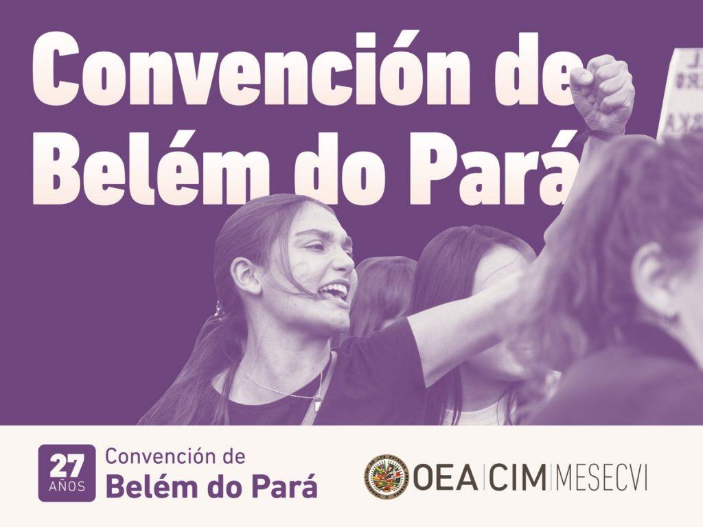 27 años de la Convención de Belém do Pará